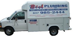 Commercial Plumbing - B & A Plumbing, Inc.